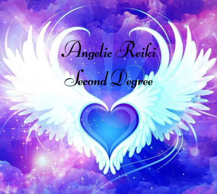 Angelic Reiki Second Degree